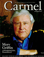 Carmel Magazine featuring Gardner & Associates