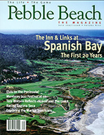 Pebble Beach Magazine featuring Gardner & Associates
