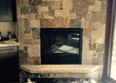 photo of Aspen Condo, Fireplace